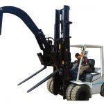 Collier de serrage hydraulique pour chariot élévateur