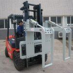 Porte-bûches hydraulique pour chariot élévateur