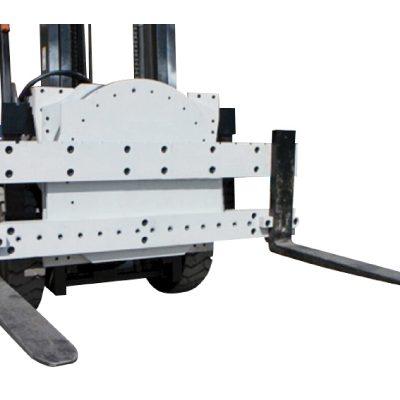 Attachement robuste de rotateur de chariot élévateur à vendre