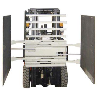 Type de bras de pince de serrage pour cartons de classe 3 et 1220 * 1420 mm