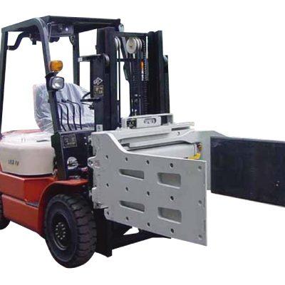 Pinces multi-usage à déplacement latéral pour chariot élévateur