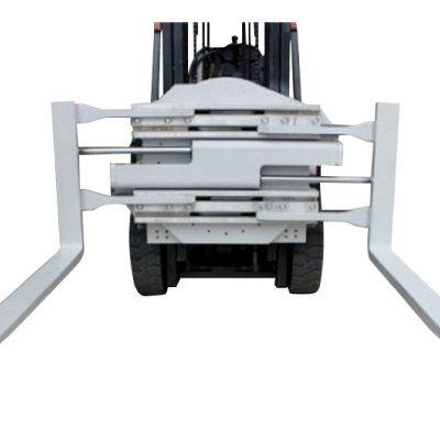 Bride de fourche rotative d'attachement de chariot élévateur de classe 2 avec 1220 millimètres de longueur