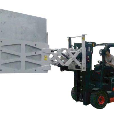 Attachement de pince de carton pour chariot élévateur 3t