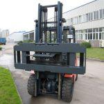 Attachement de chariot élévateur 3 tonnes, levier de vitesses latéral, positionneur