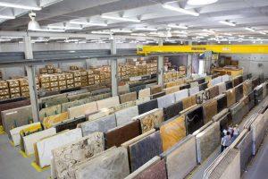 Industrie du marbre
