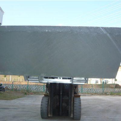 Seau matériel de bonne qualité utilisé pour l'OEM de chariot élévateur pour l'excavatrice