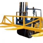 Barre d'écartement type FSNP2-4500 pour chariot élévateur